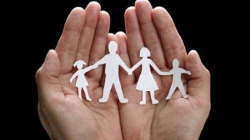 Frykt ligger ofte til grunn for konflikter mellom barn og forelder.