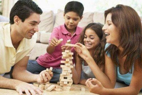 Symbolsk tenkning hos barn: 6 øvelser