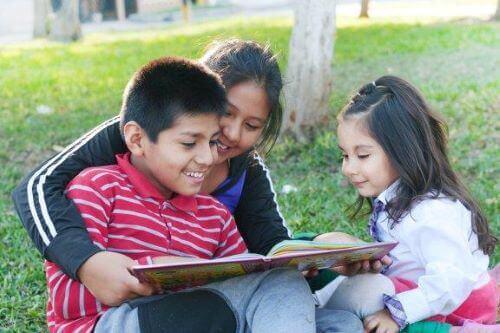 Oppdragelsesstiler og barns personligheter