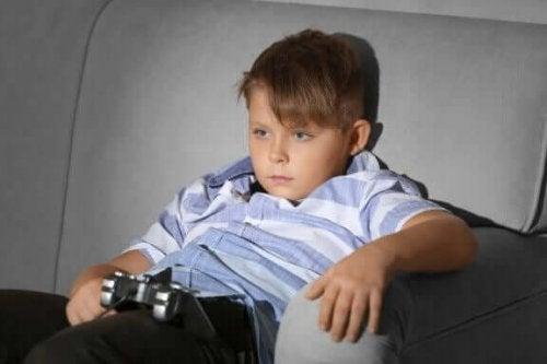 Hvordan forhindre at barna får en stillesittende livsstil