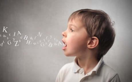 Vanskelige tungekrøller for barn