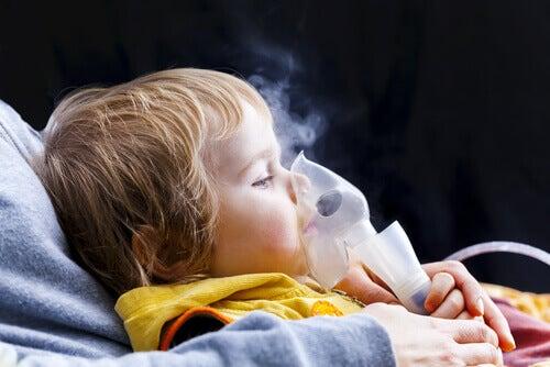 9 astmasymptomer hos barn du bør vite om