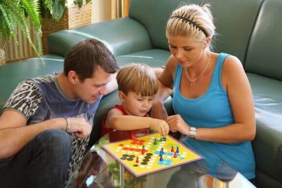 Viktigheten av familieliv hjemme