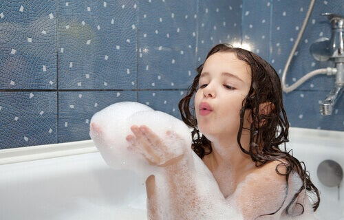 Hvordan ta vare på ditt barns hår