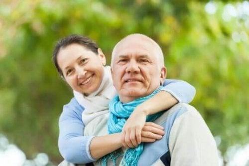 Retten til intimitet i ekteskap for par