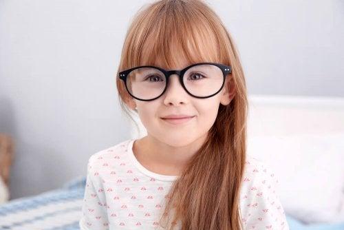 Langsynthet hos barn: Hva er det?