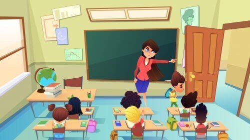 Hvordan bør konsekvenser og ledelse fungere i klasserommet?