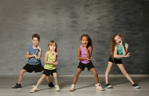 Dansegruppe