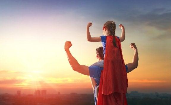 Oppdra barn med en positiv selvfølelse
