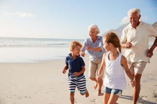 Besteforeldres rolle i barns liv