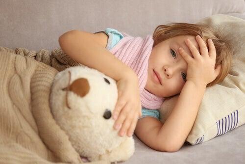 Hodepine hos barn: Årsaker og behandling
