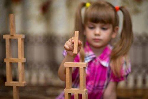 Symbolsk lek hos barn med autisme