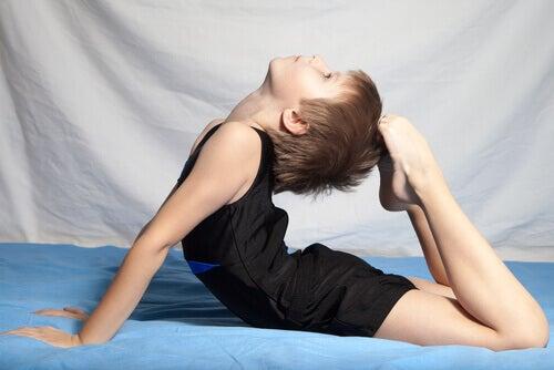 Kunstnerisk gymnastikk.