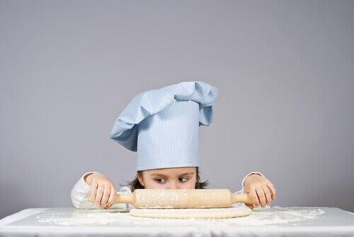 Matlaging med barn: Oppskrifter på enkle retter