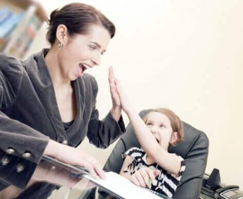 Oppdra barn med positiv selvfølelse