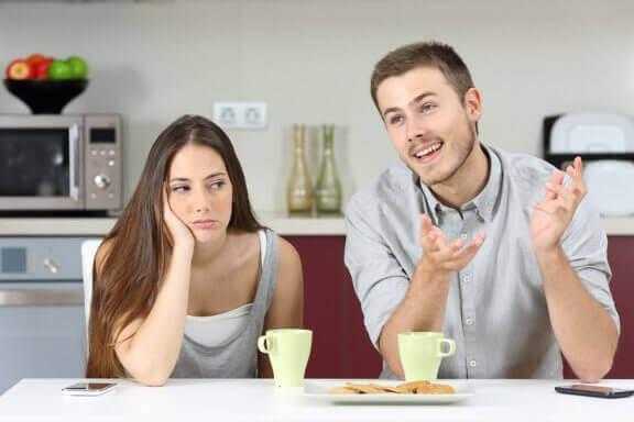 Hvordan man unngår en samlivsmetning