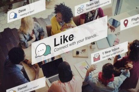 Ansvarlig bruk av sosiale medier