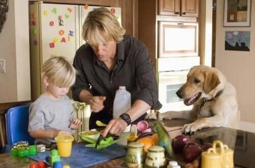 Filmer som lærer barn om kjærlighet til dyr