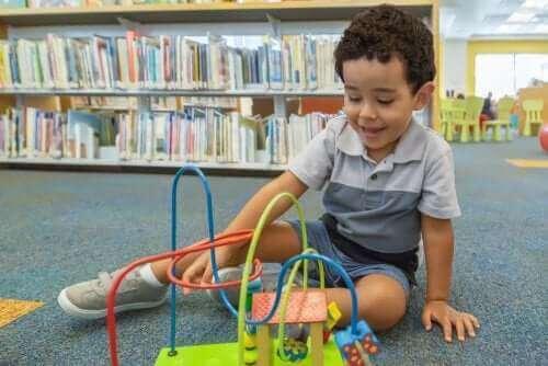 Fordelene med barnebibliotek for de minste