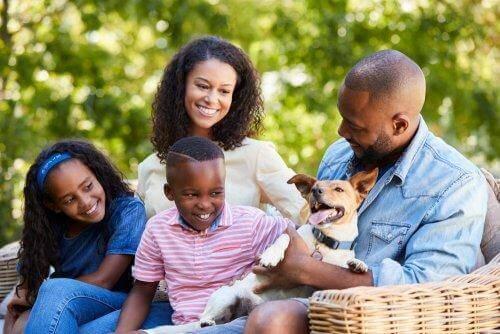 Det juridiske grunnlaget for familien