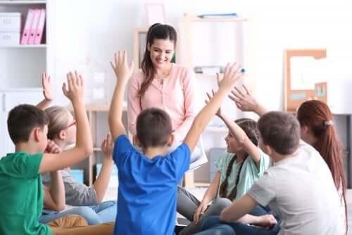 Hvordan ha et mer effektivt klasserom