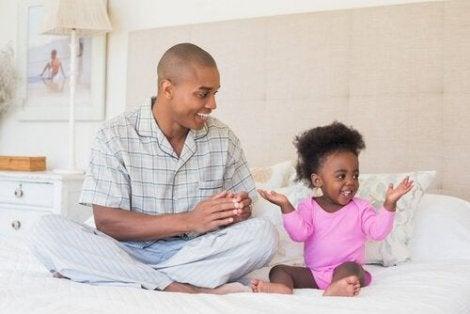Utviklingen av affektivitet hos barn