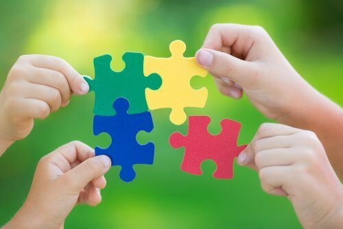 5 psykologiske fordeler med puslespill for barn