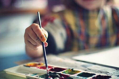 6 fordeler med mandalaer for barn som du ikke visste om