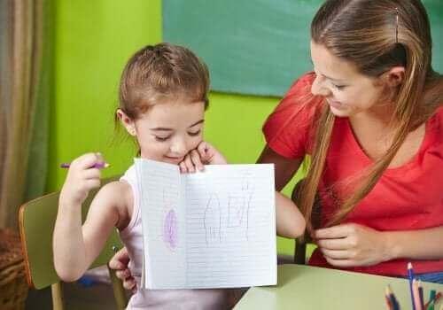 Barnepedagogikk: Hovedkarakteristikker og -mål