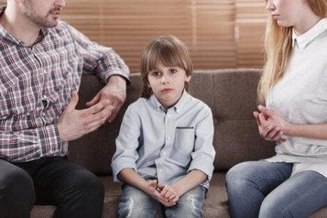 Overkritiske foreldre og barns utvikling