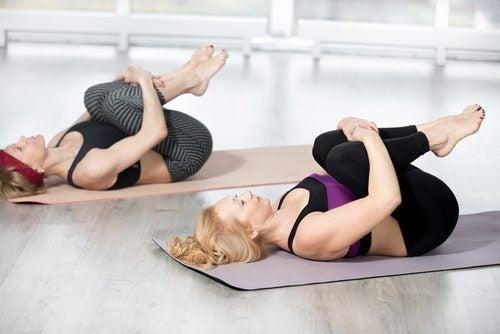 Enkle øvelser for å styrke ryggen