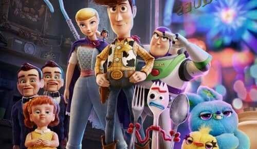 Toy Story 4 viser oss at Disney utvikler seg