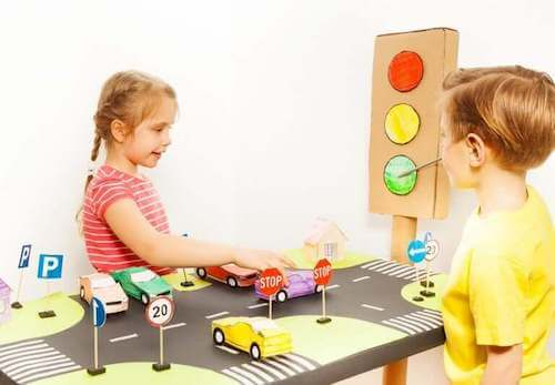 undervisning i trafikksikkerhet