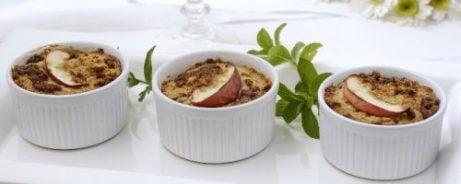 Suffler kan også være glutenfrie desserter