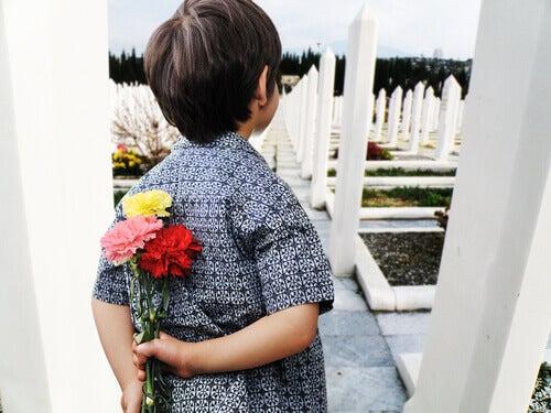 barn som forstår dødsbegrepet