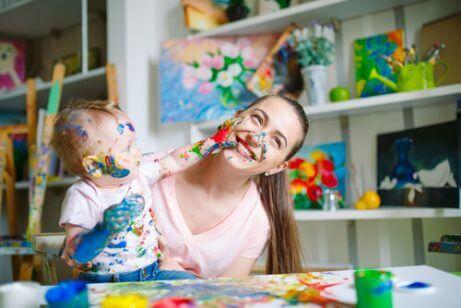 Hvordan oppmuntre kløkt hos barn