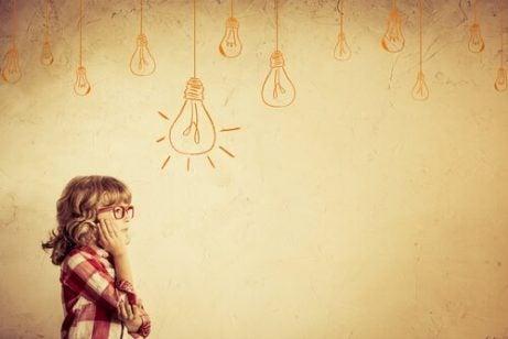 Kvaliteter hos og utdanning av evnerike barn