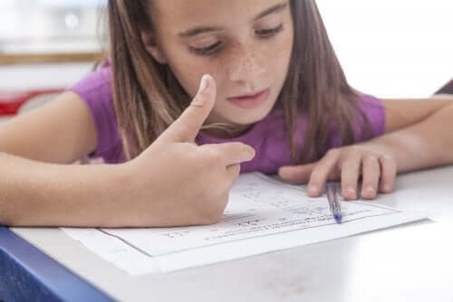 Vanlige tegn på dyskalkuli hos barn