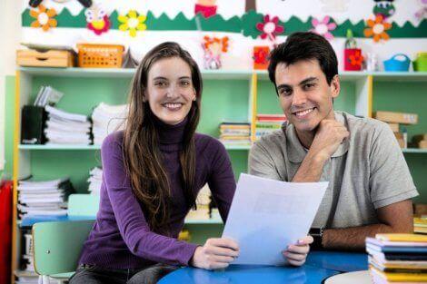Viktigheten av samarbeidskultur på skolen