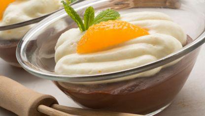 Ser du etter glutenfrie desserter? Prøv denne sjokoladekremen!