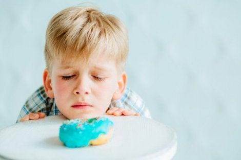 Symptomer på glutenintoleranse hos barn
