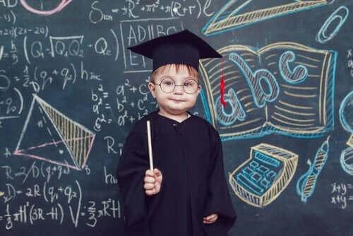 Tester for å evaluere evner hos barn