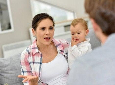 Bør man holde sammen for barnas skyld?