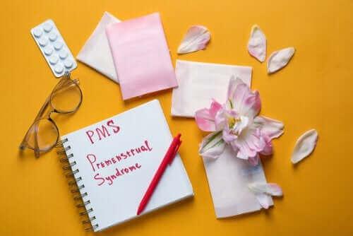 Ernæring for å lindre premenstruelt syndrom (PMS)