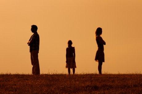 Familiens oppløsning