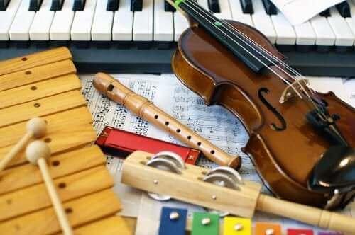 Betydningen av å kunne uttrykke seg selv gjennom musikk