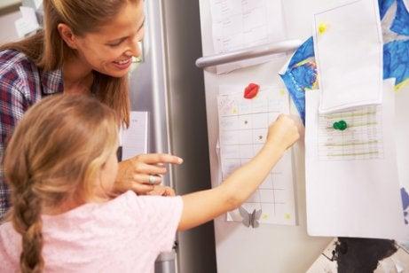 Tegnøkonomi: Et nyttig verktøy for å endre barns atferd