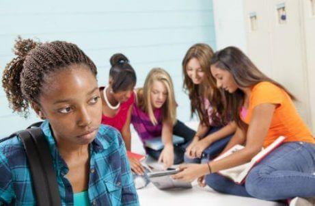 isolering hos tenåringer