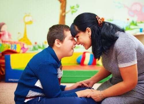Barn med spesielle behov og familien deres