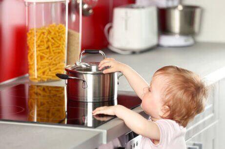 Blemmer hos barn og hvordan du behandler dem